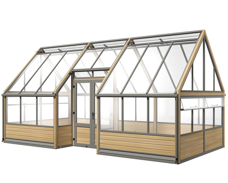 Large Greenhouses