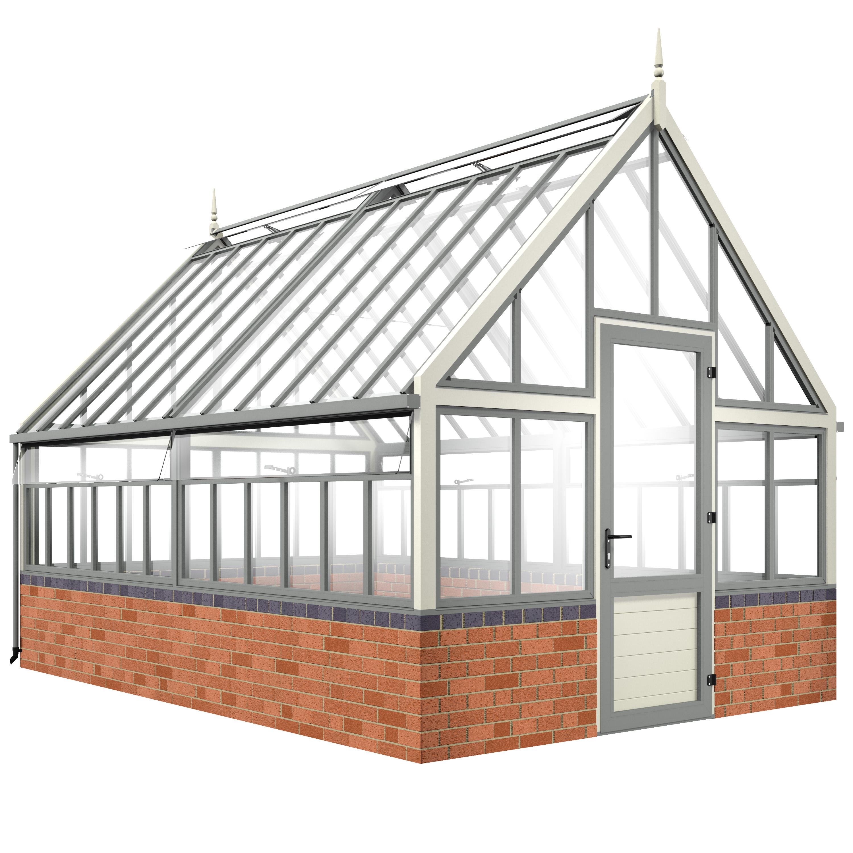 Aluminium Victorian Greenhouses