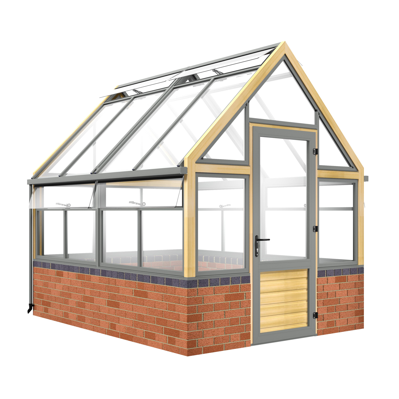 Luxury Greenhouses