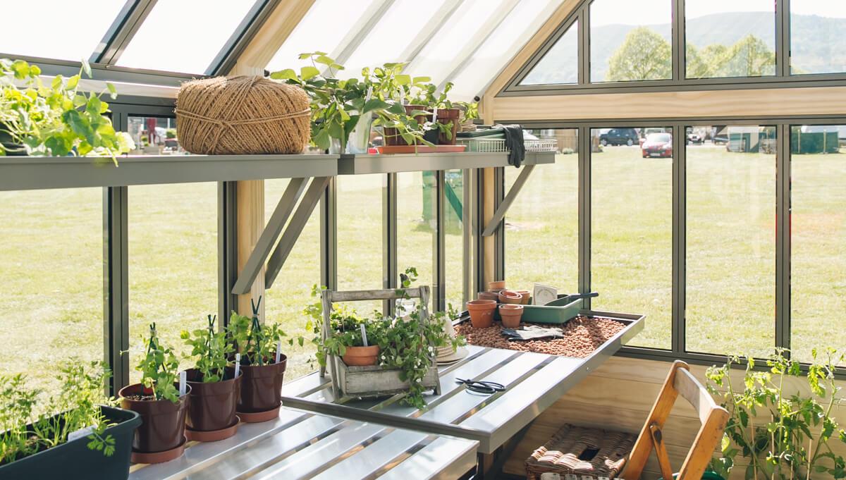 Greenhouses UK
