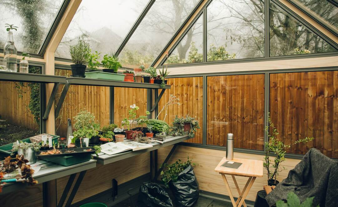 High Specification Greenhouse