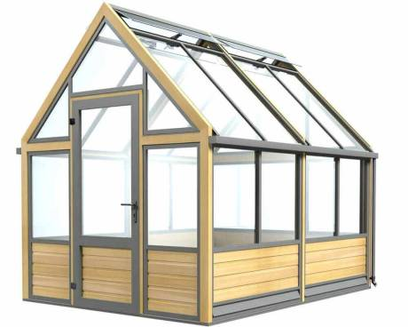 Modern Greenhouse Range