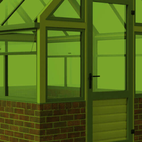 Shading for Cultivar Greenhouse