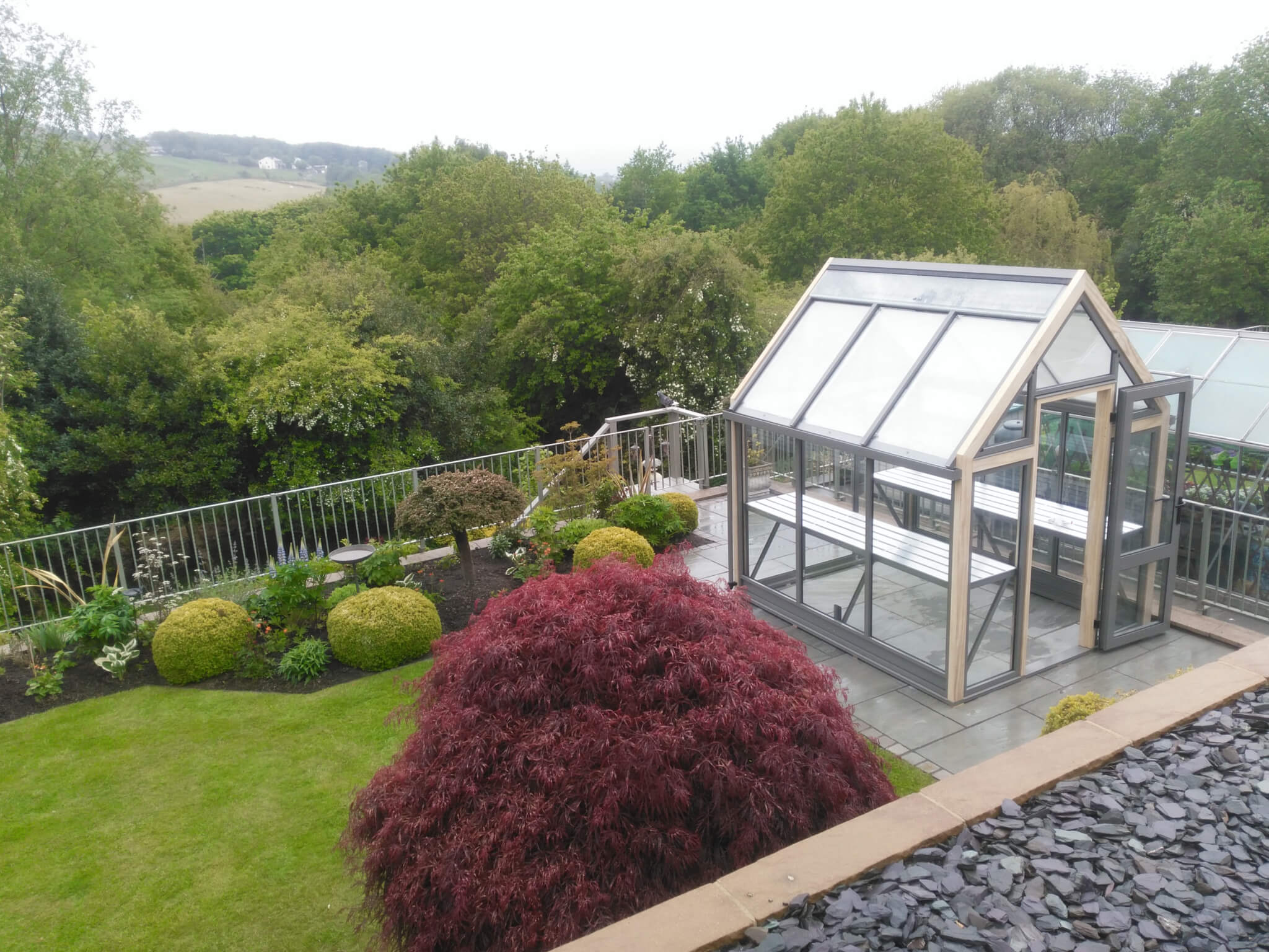 A Greenhouse with a View