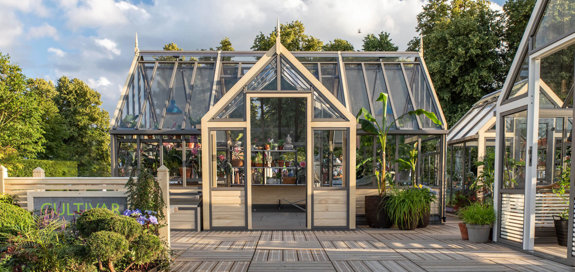 Bespoke Greenhouses