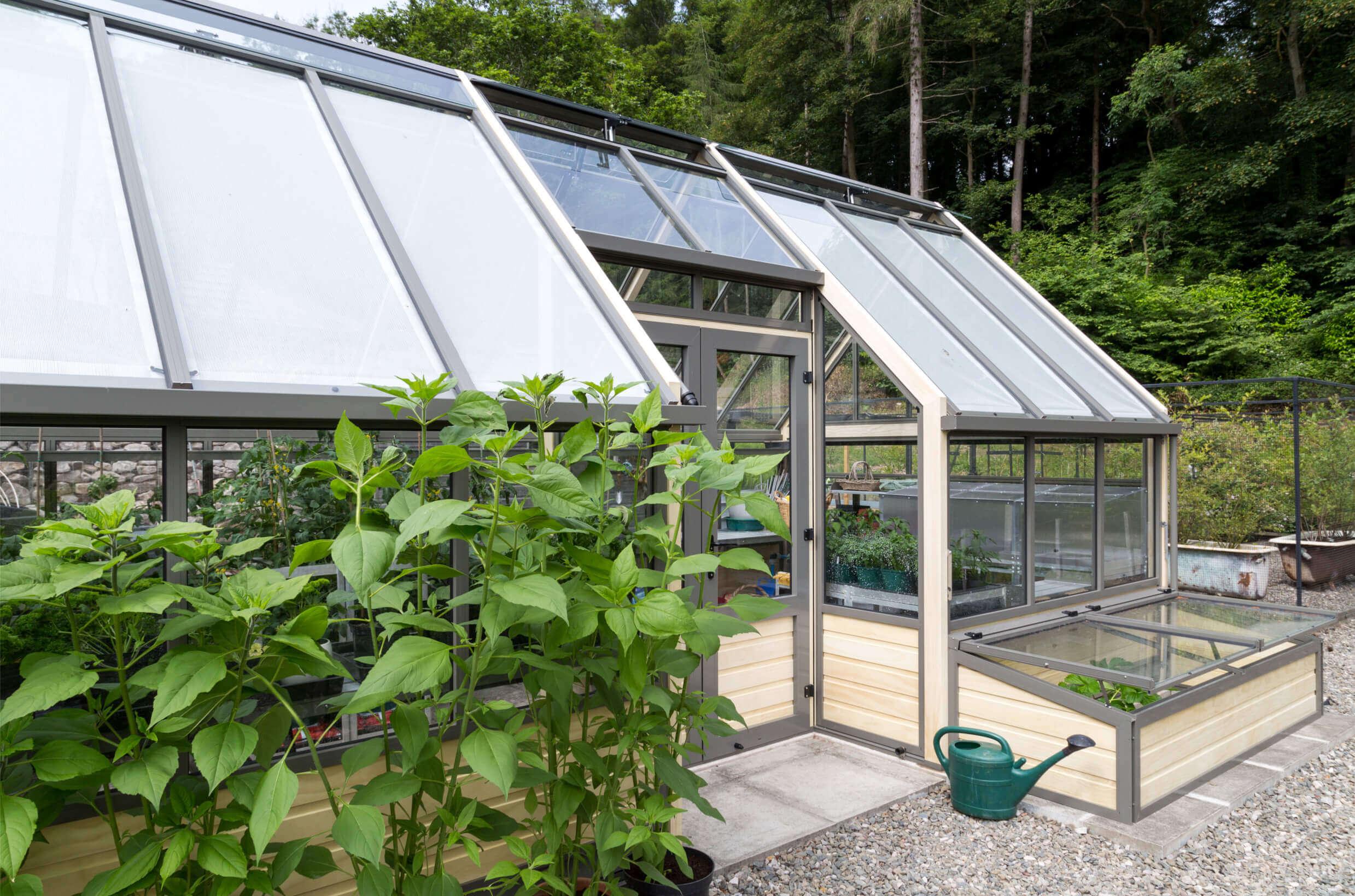 different greenhouse design