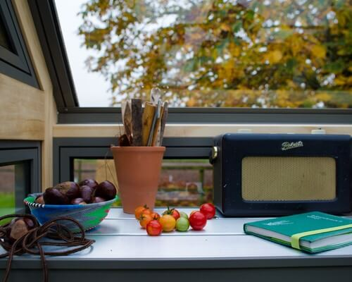 greenhouse comforts