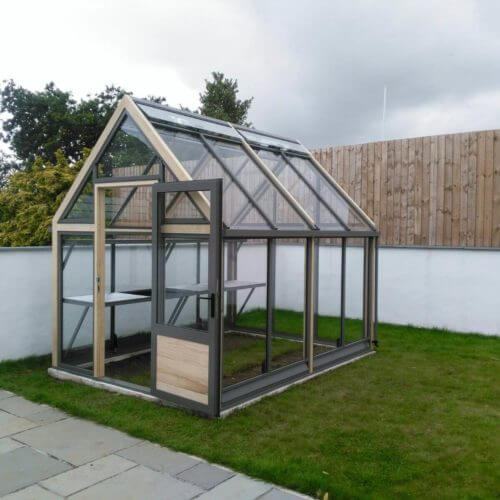 new garden greenhouse