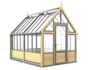 Victorian Range Greenhouse