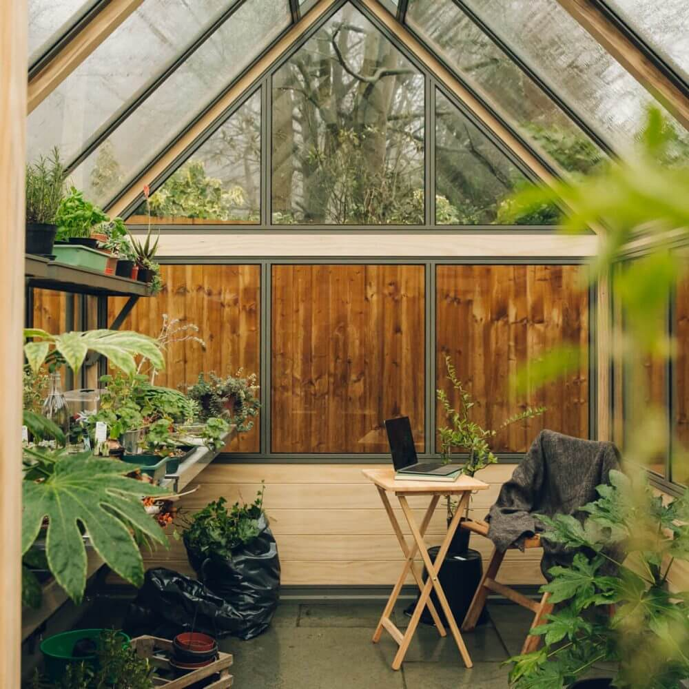 greenhouse, planthouse