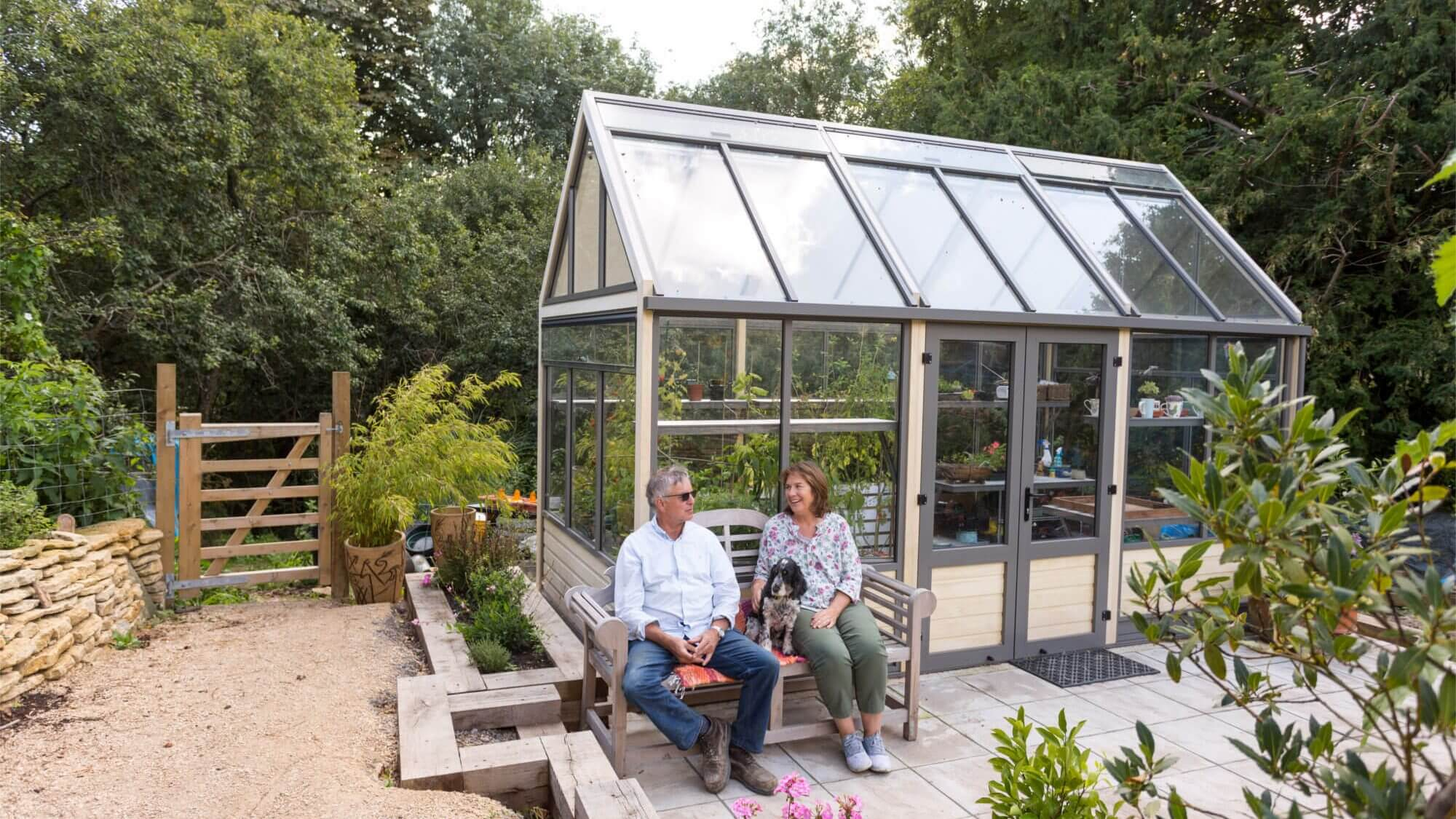 pavilion greenhouse